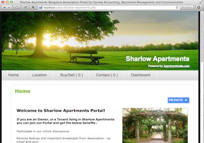 Apartment Management Software - ApartmentADDA